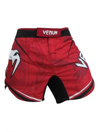 Venum Шорты ММА Venum Jose Aldo Bloody Lion Red