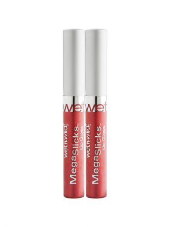 Wet n Wild Блеск для губ megaslicks lip gloss, Спайка e577a red sensation