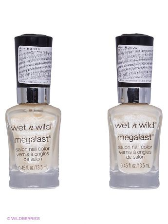 Wet n Wild Лак для ногтей mega last, Спайка e2022 break the ice