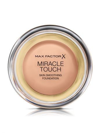 "MAX FACTOR Тональная Основа "" Max Factor Miracle Touch"", Тон 70 natural"
