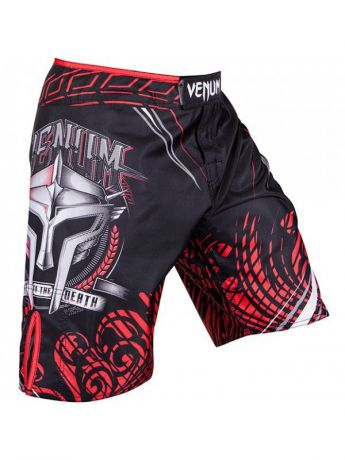Venum Шорты ММА Venum Gladiator 3.0 RipStop Fightshorts Black/Red