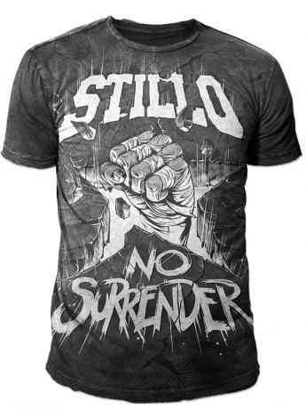 STILLO Футболка No surrender