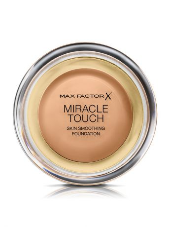 "MAX FACTOR Тональная Основа "" Max Factor Miracle Touch"", Тон 80 bronze"