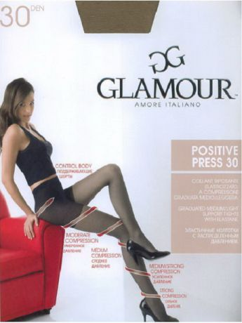 Glamour Positive press