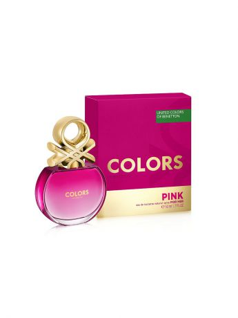 "United Colors of Benetton Туалетная вода ""Benetton Colors PINK 50 мл"""