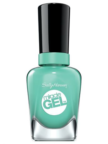 "SALLY HANSEN Гель Лак Для Ногтей ""Sally Hansen Miracle Gel Тон frill seeker  14,7 мл"", #754"