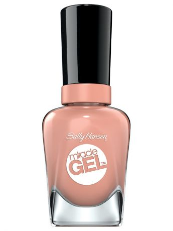 "SALLY HANSEN Гель Лак Для Ногтей ""Sally Hansen Miracle Gel Тон frill seeker  14,7 мл"", #184"