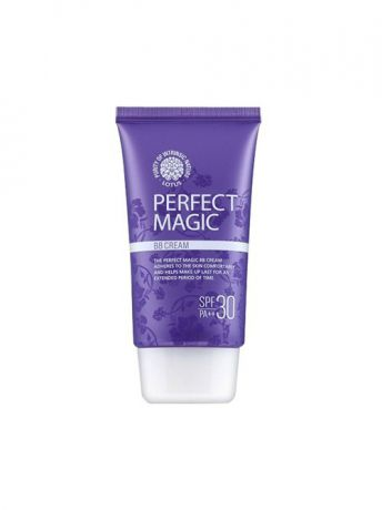Lotus. Крем BB Perfect Magic SPF 30+