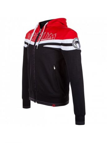 Venum Толстовка Venum Sharp Wand Hoody - Black/Red