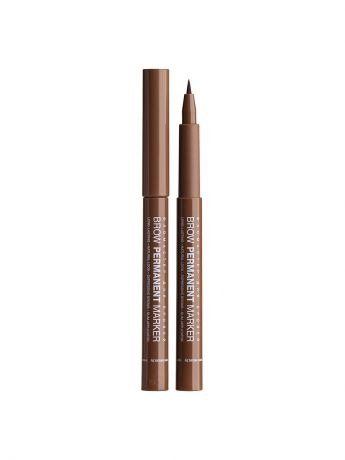 RELOUIS Фломастер для бровей Brow Permanent Marker , тон 01