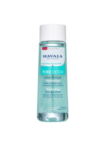 Mavala Mavala Тонизирующий Лосьон Pore Detox Perfecting Toning Lotion 200ml 9054414
