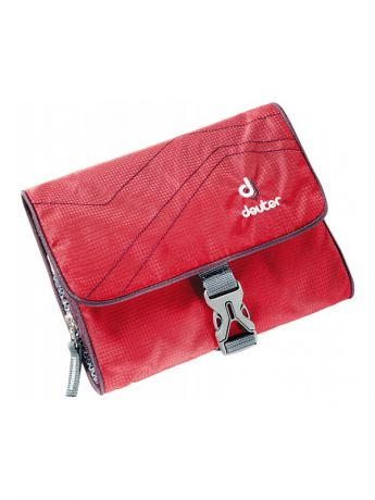 Deuter Косметичка Deuter 2016-17 Wash Bag I fire-aubergine