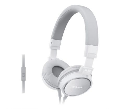Sony MDR-ZX610AP White