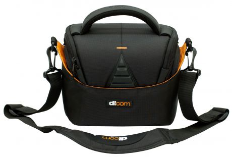 Dicom Utah 21 Black/Orange