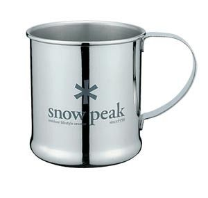 Snow Peak Stainless Steel E-010