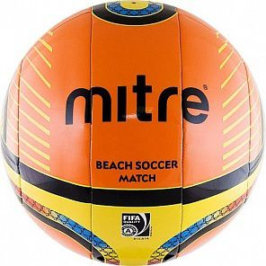 Mitre Beach Soccer Match