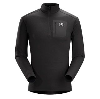 Arcteryx Rho LTW Zip Neck