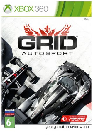 Codemasters GRID Autosport (русская версия)