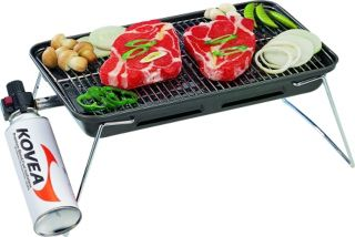 Kovea TKG-9608T Slim Gas Barbecue Grill