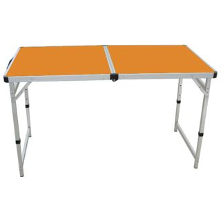 Camping World Funny Table Orange