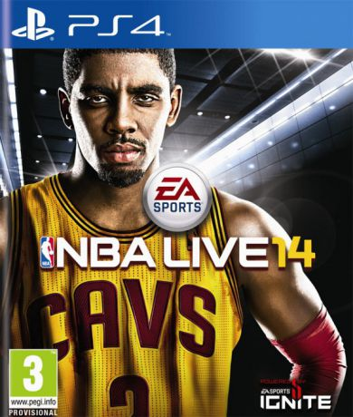 Electronic Arts NBA Live 14 (русская документация)