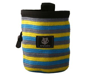Evolv Mako Knit Chalk Bag