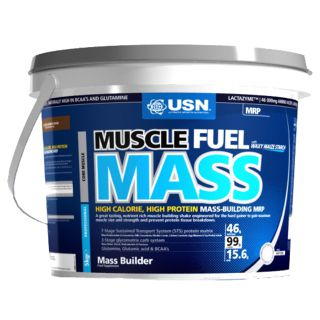 USN Гейнер USN Muscle Fuel Mаss (5000гр)