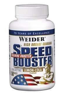Weider Гуарана Speed Booster (Weider)