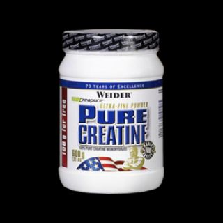 Weider Моногидрат креатина Weider Pure Creatine (600гр)