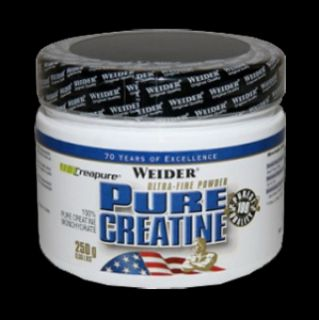 Weider Моногидрат креатина Weider Pure Creatine (250 гр)