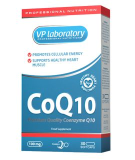 VP Laboratory Коэнзим VP Laboratory CoQ10 (30капс)