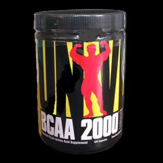 Universal Nutrition BCAA Universal 2000 (120 капс)