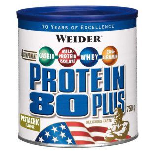 Weider Многокомпонентный протеин Weider Protein 80 Plus (750гр)