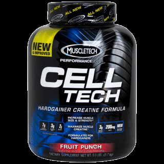 Muscletech Креатин Muscletech Cell-Tech Performance Series (2700гр)