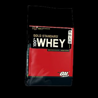 Optimum Nutrition Сывороточный протеин Optimum 100% Whey Gold Standard (4545 гр)