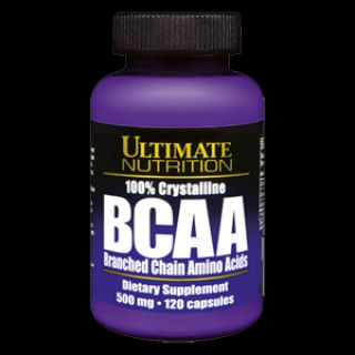 Ultimate Nutrition BCAA Ultimate (120капс)