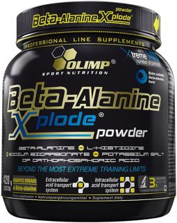 Olimp Аланин Olimp Beta-alanine Xplode (420гр)