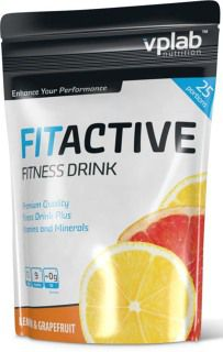 VP Laboratory Витамины и минералы VP Laboratory FitActive Fitness Drink (500гр)