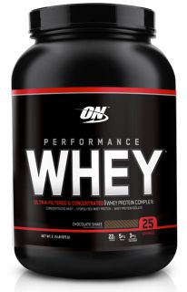 Optimum Nutrition Сывороточный протеин Optimum  Performance Whey (975гр)