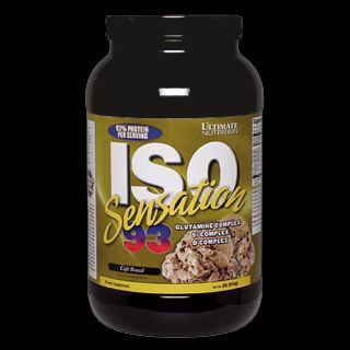 Ultimate Nutrition Сывороточный протеин Ultimate Iso Sensation (908 гр)