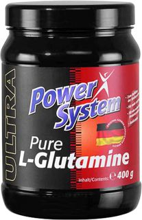 Power System Глютамин Power System  Pure L-Glutamine (400гр)