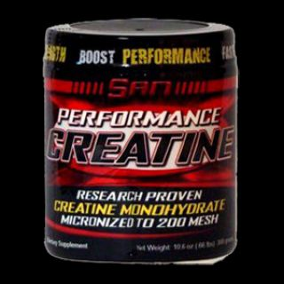 SAN Моногидрат креатина SAN Performance Creatine (300 гр)