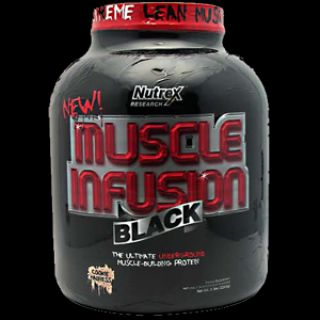 Nutrex Многокомпонентный протеин Nutrex Muscle Infusion Black (2268 гр)