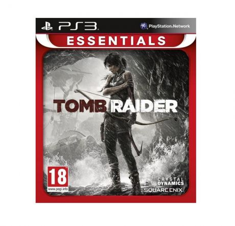 Square Enix Tomb Raider (Essentials, русская версия)