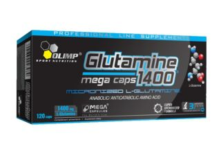 Olimp Глютамин Olimp L- Glutamine Mega Caps 1400 (120капс)