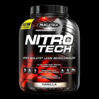 Muscletech Сывороточный протеин Muscletech Nitro Tech Performance Series (1800 гр)