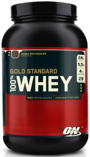 Optimum Nutrition Сывороточный протеин Optimum 100% Whey Gold Standard (909гр)