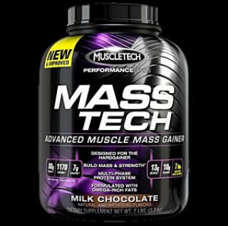 Muscletech Гейнер Muscletech Mass Tech Performance Series (3200 гр)