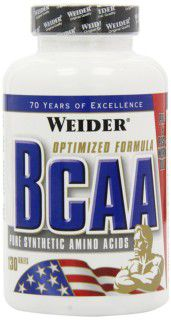 Weider BCAA Weider Optimized formula (130табл)