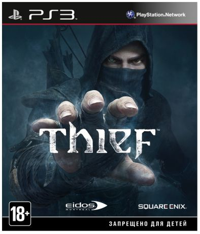 Square Enix Thief (русская версия)